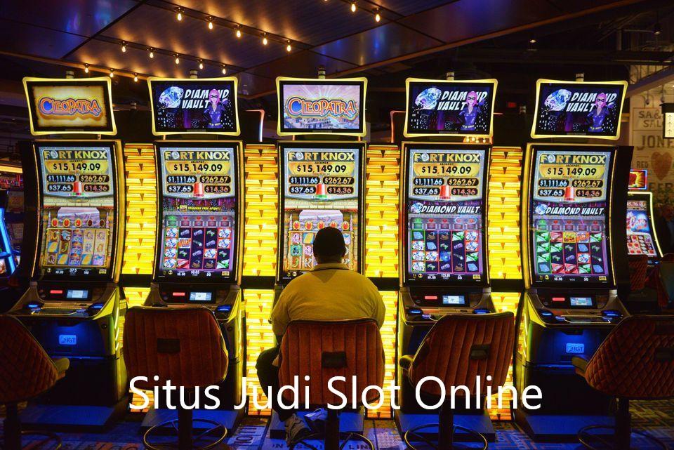 Situs Judi Slot Uang Asli