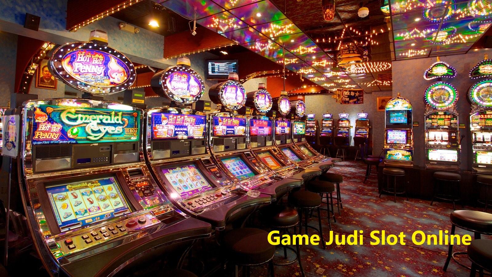 Game Mesin Slot Online
